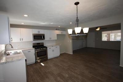 Tucson Single Family Home For Sale: 6812 S Paseo De Las Aguilas