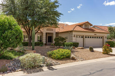 Saddlebrooke Single Family Home For Sale: 64109 E Meander Drive