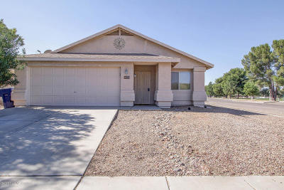 Tucson Single Family Home For Sale: 3652 S Fighting Falcon Drive