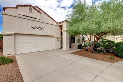 Tucson Single Family Home For Sale: 10742 E Slopeside Place