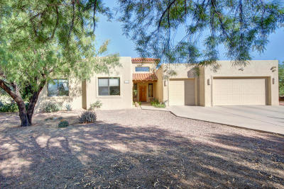 Tucson Single Family Home For Sale: 9993 N Sunset Creek Place