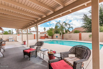 Tucson Single Family Home For Sale: 9860 E Paseo Juan Tabo