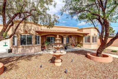 Tucson Single Family Home For Sale: 5750 S 14th Avenue