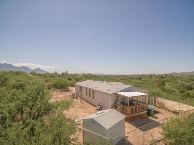 Tucson Single Family Home For Sale: 3925 E Coronado Sunset Drive