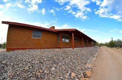 Tucson Single Family Home For Sale: 9801 N Palo Quemado
