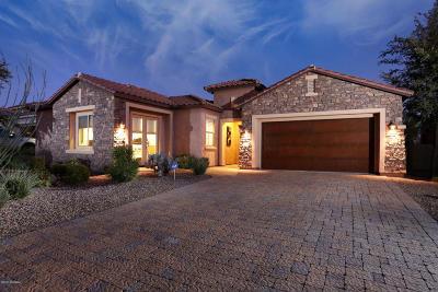 Marana Single Family Home For Sale: 5321 W New Shadow Way