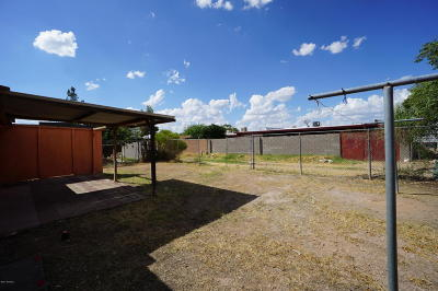 Tucson AZ Single Family Home For Sale: $85,000