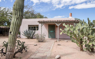 Tucson Single Family Home For Sale: 2193 N Northway Avenue