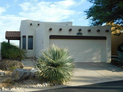 Tucson Single Family Home For Sale: 1677 Deer Hollow Loop
