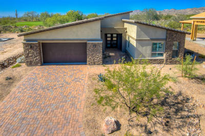Oro Valley Single Family Home For Sale: 14233 N Hidden Enclave Place #Lot 5
