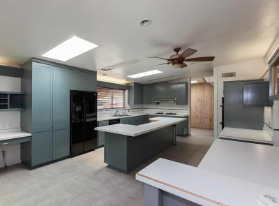 Single Family Home For Sale: 3425 N Tucson Boulevard