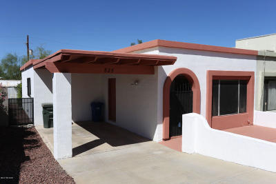 Pima County Townhouse For Sale: 825 N Camino Seco