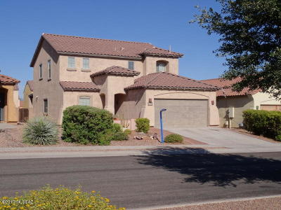 Single Family Home For Sale: 14349 S Camino El Foso