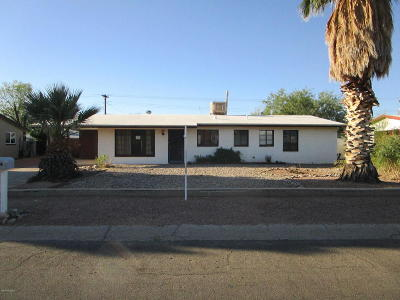 Tucson Single Family Home For Sale: 6022 E 26th Street