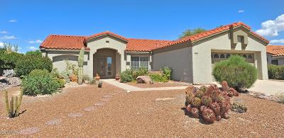Oro Valley Single Family Home For Sale: 979 E Seven Palms Drive
