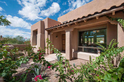 Marana Single Family Home For Sale: 6028 W Sonoran Links Lane