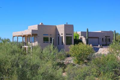 Single Family Home For Sale: 4182 E La Espalda