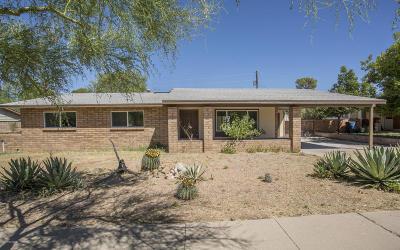 Corona de Tucson Single Family Home Active Contingent: 10 W Andrew Potter Street
