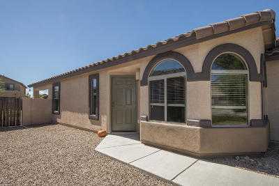 Sahuarita Single Family Home For Sale: 771 W Calle Ormino