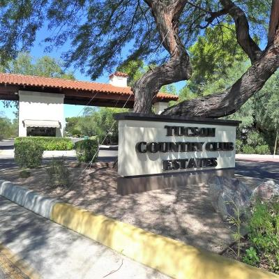 Tucson Residential Lots & Land Active Contingent: 6201 E Miramar Drive #6