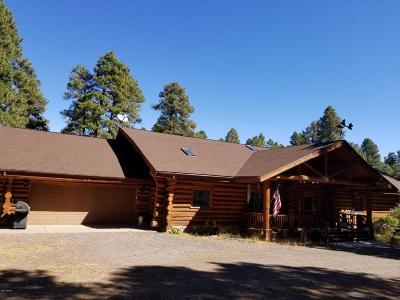 Flagstaff Single Family Home For Sale: 5755 Townsend Winona Road