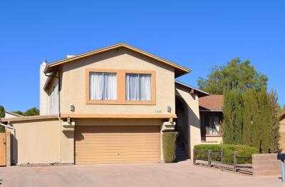Tucson Single Family Home Active Contingent: 7590 S Avenida Fresca