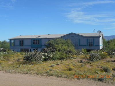 Vail AZ Manufactured Home For Sale: $94,900