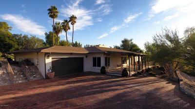 Tucson Single Family Home For Sale: 5012 E Camino Alisa