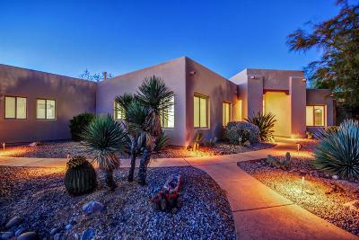 Single Family Home For Sale: 5170 N Sabino Hills Drive