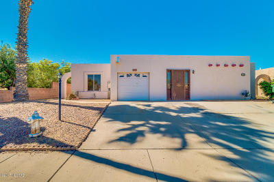 Catalina, Corona De Tucson, Green Valley, Marana, Oro Valley, Sahuarita, South Tucson, Tucson, Vail Townhouse For Sale: 1815 N Frances Boulevard