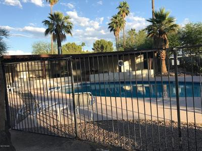 Tucson Townhouse For Sale: 4831 N Via Entrada