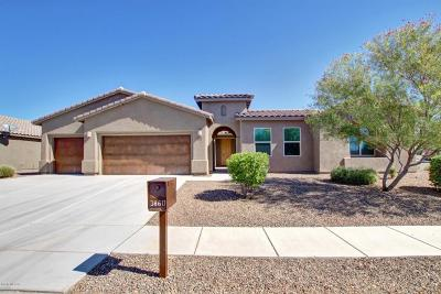 Marana Single Family Home For Sale: 3860 W Sonoma Ranch Place