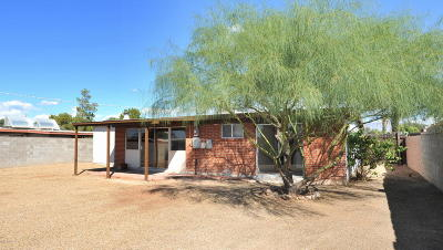 Single Family Home For Sale: 3416 S Gleeson Place