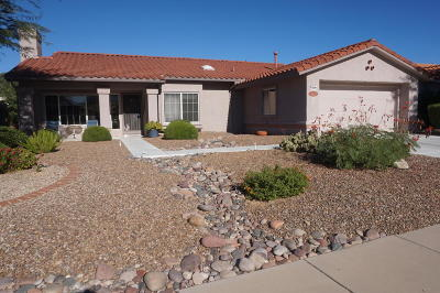 Oro Valley Single Family Home Active Contingent: 14649 N Windshade Drive