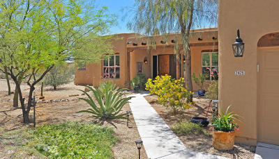Oro Valley Single Family Home For Sale: 2425 W Ogle Wash Place