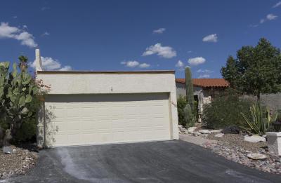 Tucson Townhouse For Sale: 7954 E Sabino Sunrise Circle