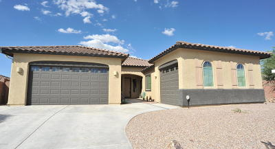 Marana Single Family Home Active Contingent: 5420 W Dry Creek Court
