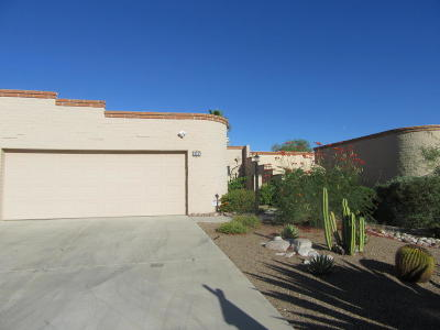 Tucson Townhouse For Sale: 4854 N Territory Avenue