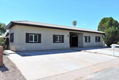 Tucson Single Family Home For Sale: 6112 E 18th Street