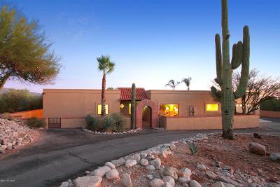Tucson Single Family Home For Sale: 9890 E Martin Drive