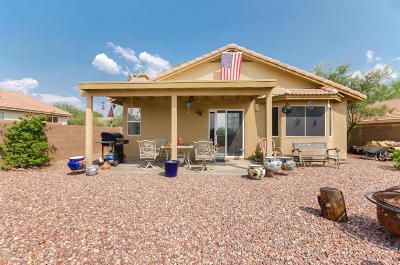 Marana Single Family Home For Sale: 12911 N Suizo Mountains Road