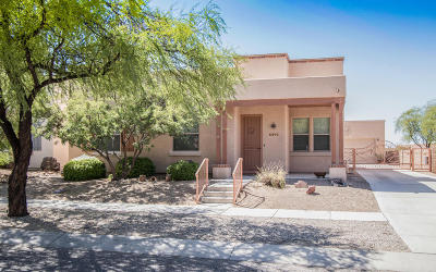 Tucson Single Family Home Active Contingent: 5492 S Thunder Sky Way