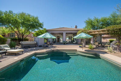Marana Single Family Home For Sale: 5772 W Silent Wash Place
