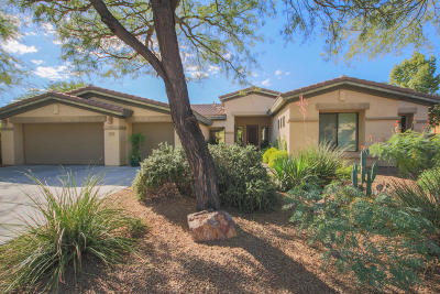 Oro Valley Single Family Home Active Contingent: 11895 N Thornbush Drive