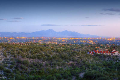 Tucson Single Family Home Active Contingent: 6802 N Table Mountain Road