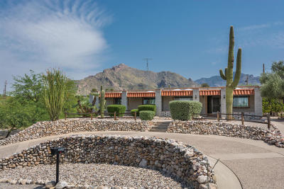 Oro Valley Single Family Home For Sale: 7720 N Village Avenue
