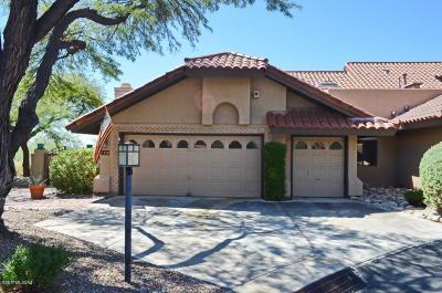 Tucson Townhouse For Sale: 7116 E Grey Fox Lane