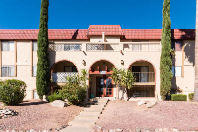 Tucson Condo For Sale: 6325 N Barcelona Lane #702