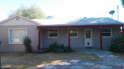 Tucson Single Family Home For Sale: 3320 E Elida Street