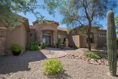 Single Family Home Active Contingent: 5983 W Sonoran Links Lane